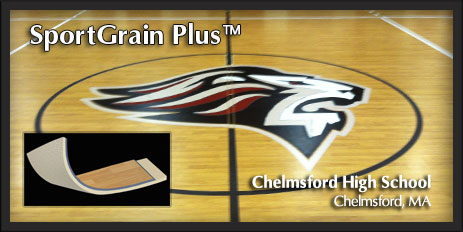 SportGrain Plus Athletic Flooring