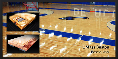 value engineered athletic flooring