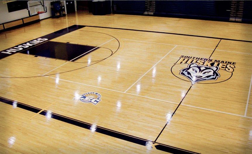 Wood Gym Floor Photos Installation Repairs